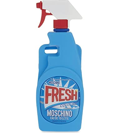 Amazon.com: Jicheng Electronic IPhone 6 Moschino Cleaning Spray ...