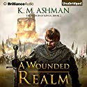 A Wounded Realm: The Blood of Kings, Book 2 Audiobook by K. M. Ashman Narrated by Napoleon Ryan