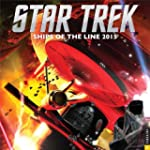 Star Trek 2015 Wall Calendar: Ships o...