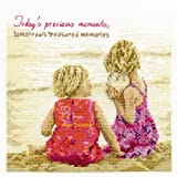 Precious Moments Cross Stitch Kit