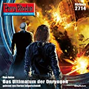 Das Ultimatum der Onryonen (Perry Rhodan 2714)   Uwe Anton