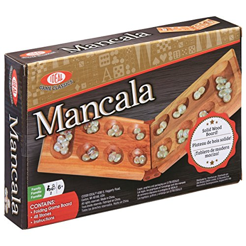 Ideal Classic Mancala Board Game (Mancala Game compare prices)