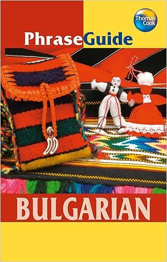 PhraseGuide Bulgarian (Thomas Cook Phraseguides)