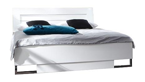 Dreams4Home Futonbett 'Lure', Bett, 140 x 200, 160 x 200, 180 x 200 cm, Doppelpett, Liegefläche:160x200 cm