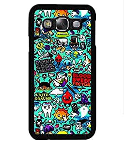 SAMSUNG GALAXY CORE PRIME BACK COVER CASE BY instyler