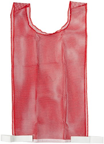 Sportime Scrimme Pinnie - Full Size - Red