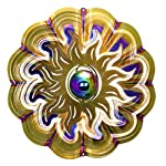 We are proud to present the Iron Stop D1545-10 25cm Gazing Ball Sun Windspinner