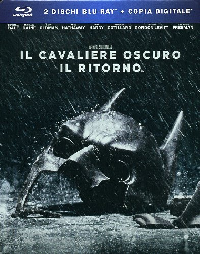 Il cavaliere oscuro - Il ritorno (Steelbook) [Blu-ray] [IT Import]