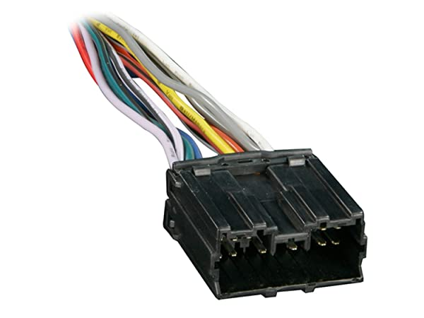 Metra 70-7001 Radio Wiring Harness for Mitsubishi 1992-Up