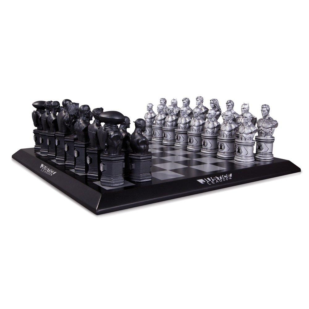 Justice League Chess Set