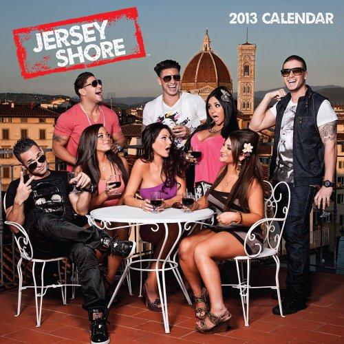 Jersey Shore 2013 Wall Calendar