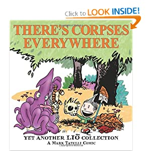Download ebook Theres Corpses Everywhere: Yet Another Lio Collection