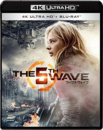 フィフス・ウェイブ 4K ULTRA HD & ブルーレイセット(初回生産限定) [Blu-ray]