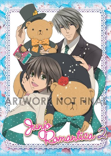 Junjo Romantica 2 DVD Collection