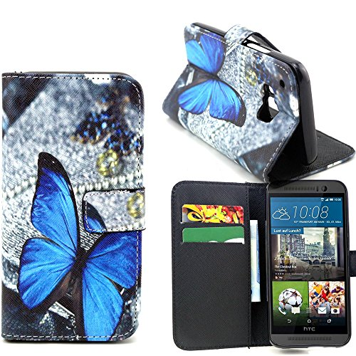 stand-htc-one-m9-wallet-case-elecday-girls-protective-film-protector-smart-folding-folio-slim-design