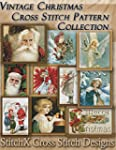 Vintage Christmas Cross Stitch Patter...
