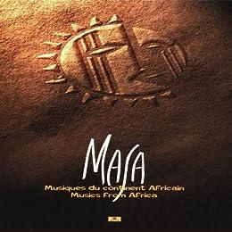 Musique Du Continent Africain [Import anglais]