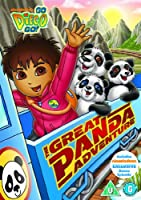 Go Diego Go: Great Panda Adventure [DVD]