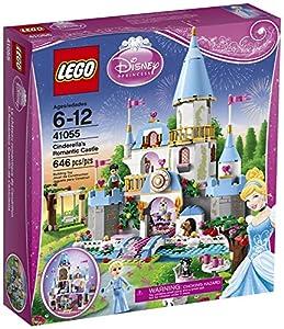 LEGO Disney Princess 41055 Cinderella's Romantic Castle by LEGO Disney Princess