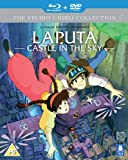 Laputa: Castle In The Sky - Double Play (Blu-ray + DVD)
