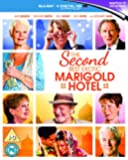 The Second Best Exotic Marigold Hotel [Blu-ray + UV Copy]