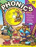 Phonics: Ages 5-8 (Early Childhood Learning, 4)