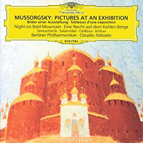 Mussorgsky: A Night On The Bare Mountain