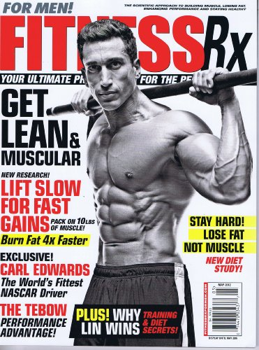 Fitness RX For Men [US] May 2012 (単号)