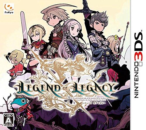 Legend of Legacy オリジナルサウンドトラック/浜渦正志氏の5年ぶり担当ゲームサントラ!