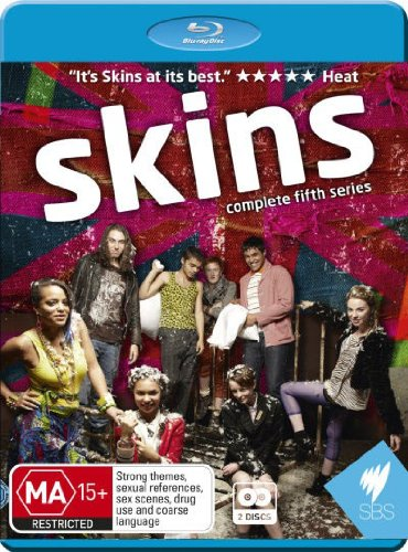 Skins (Complete Series 5) - 2-Disc Set ( Skins - Complete Series Five ) [ NON-USA FORMAT, Blu-Ray, Reg.B Import - Australia ]