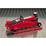 Clarke CTJ2B 2 Tonne Ton DIY Trolley Jack