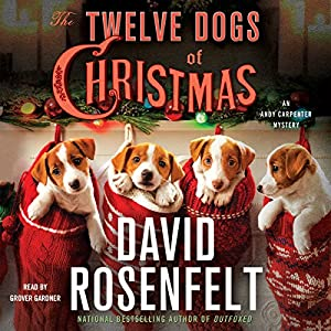 The Twelve Dogs of Christmas Audiobook