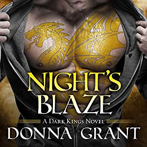 Night's Blaze Audiobook