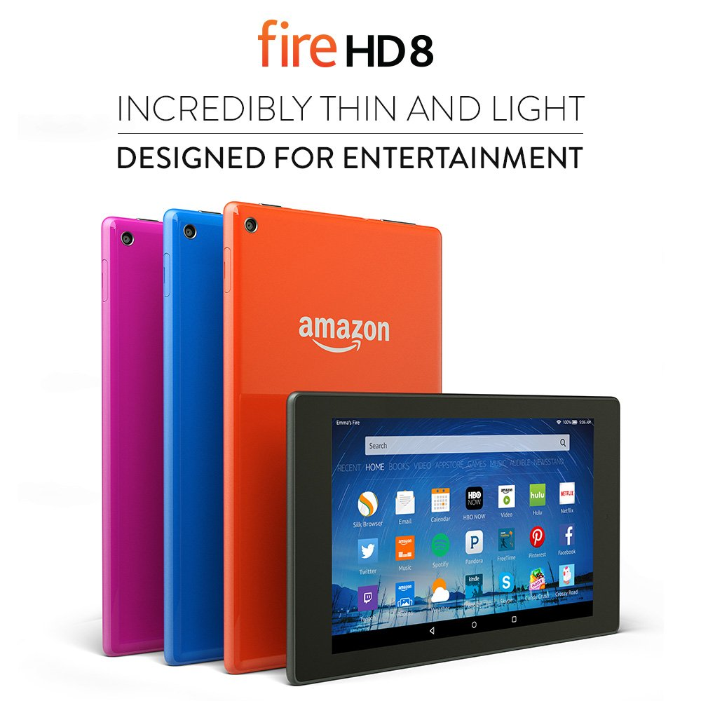 Quick Fix For A Buggy 2015 (5th Gen) Fire HD Tablet