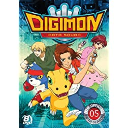 Digimon Data Squad Season 5
