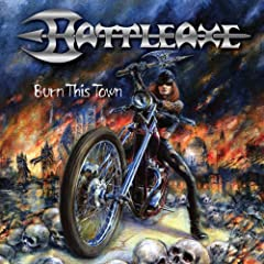 Burn This Town (Re-release)