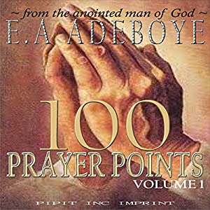 100 Prayer Points Audiobook