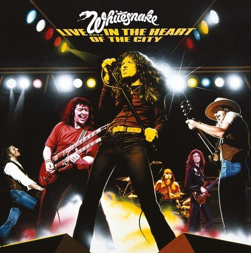 Live in the Heart of the City by WHITESNAKE (2007-08-02)