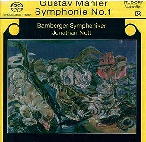 交響曲第1番『巨人』 ノット&バンベルク交響楽団