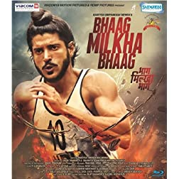 Bhaag Milkha Bhaag - BLU- RAY (Hindi Movie / Bollywood Film / Indian Cinema) [Blu-ray]