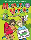 img - for TEACHING CHILDREN MEMORY VERSES, GRADES 1&2 book / textbook / text book