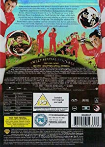 Charlie & The Chocolate Factory (2 Disc Edition) [DVD] [2005]