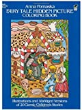 Fairy Tale Hidden Picture Coloring Book (Dover Children's Activity Books) (0486242846) by Anna Pomaska