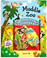 Muddle Zoo: A magnetic playbook (Magnetic Playbooks)