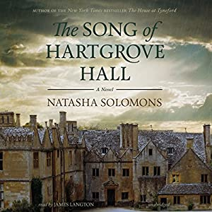 The Song of Hartgrove Hall Audiobook