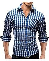 Merish chemise slim fit 5 couleurs modèle homme taille 44