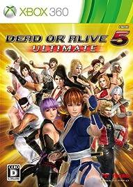 DEAD OR ALIVE 5 Ultimate (初回封入特典(アイドルコスチュームセット ダウンロードシリアル)付き 同梱)