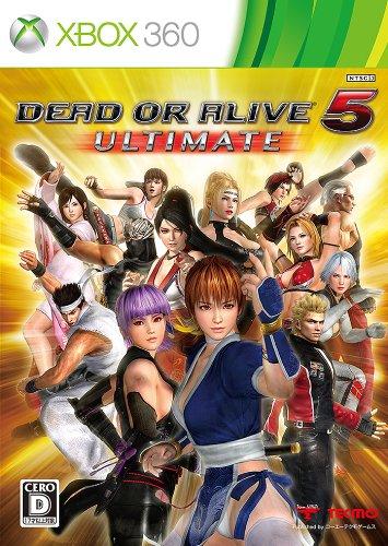 【ゲーム 買取】DEAD OR ALIVE 5 Ultimate