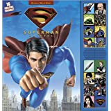 Superman Returns: Official Movie Book: Deluxe Sound Storybookby Don Curry