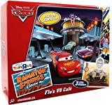 Disney Pixar CARS Flo's V8 Cafe (RADIATOR SPRINGS CLASSIC Exclusive Playset)